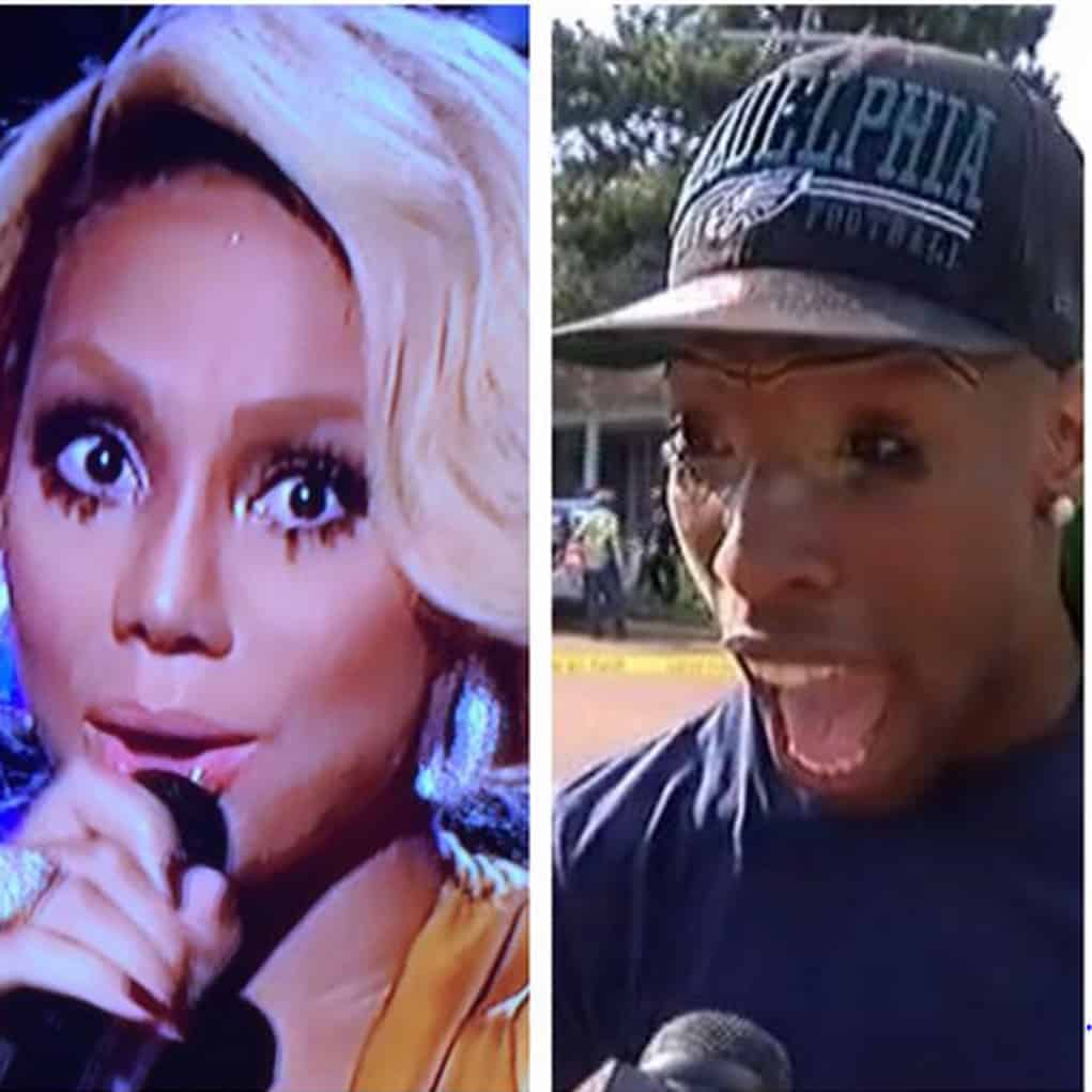tamar braxton crazy eyes BET awards