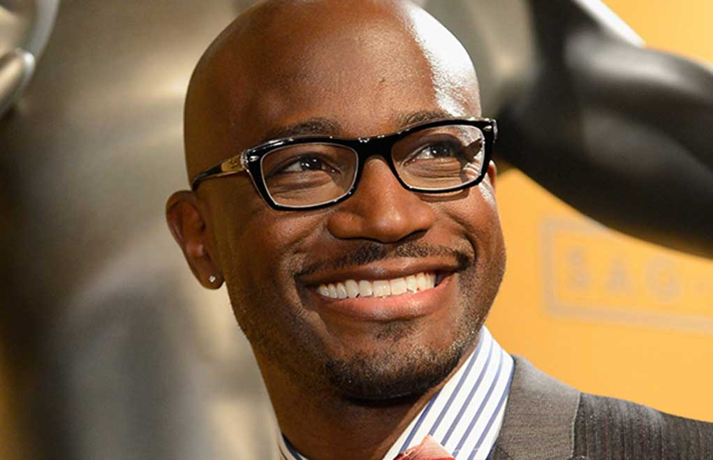 Taye Diggs Extortion