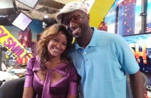 Claudia Jordan Fired from Rickey Smiley Morning Show