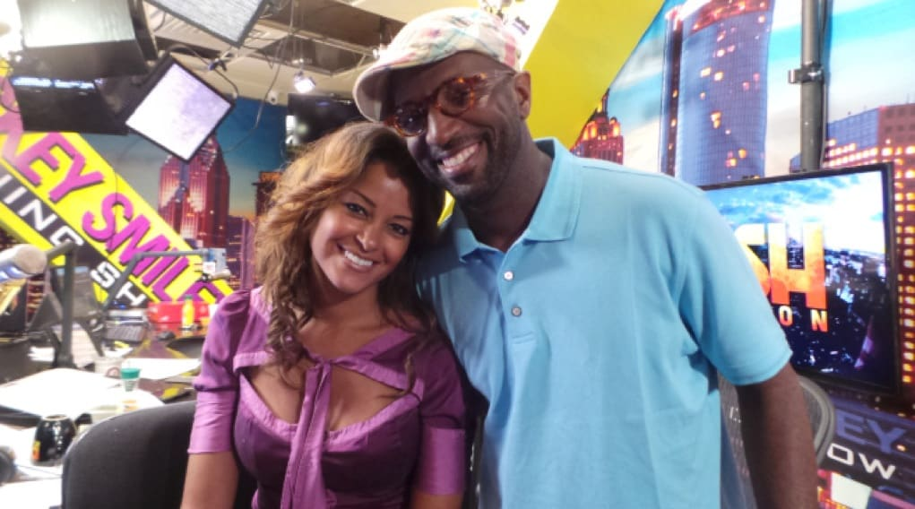 Claudia Jordan Gets Fired from Rickey Smiley Morning Show