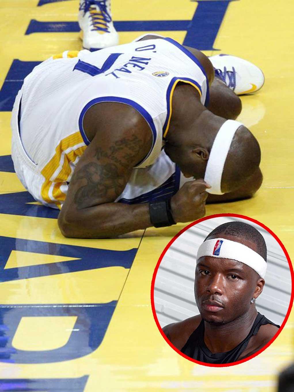 NBA All Star Jermaine O Neal Battling Erectile Dysfunction