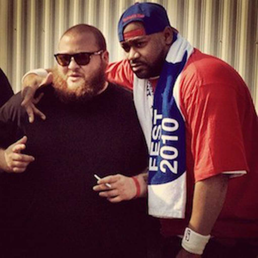 Action Bronson Ghostface Killa Threats