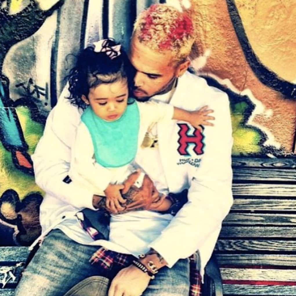 chris brown royalty dna test nia guzman