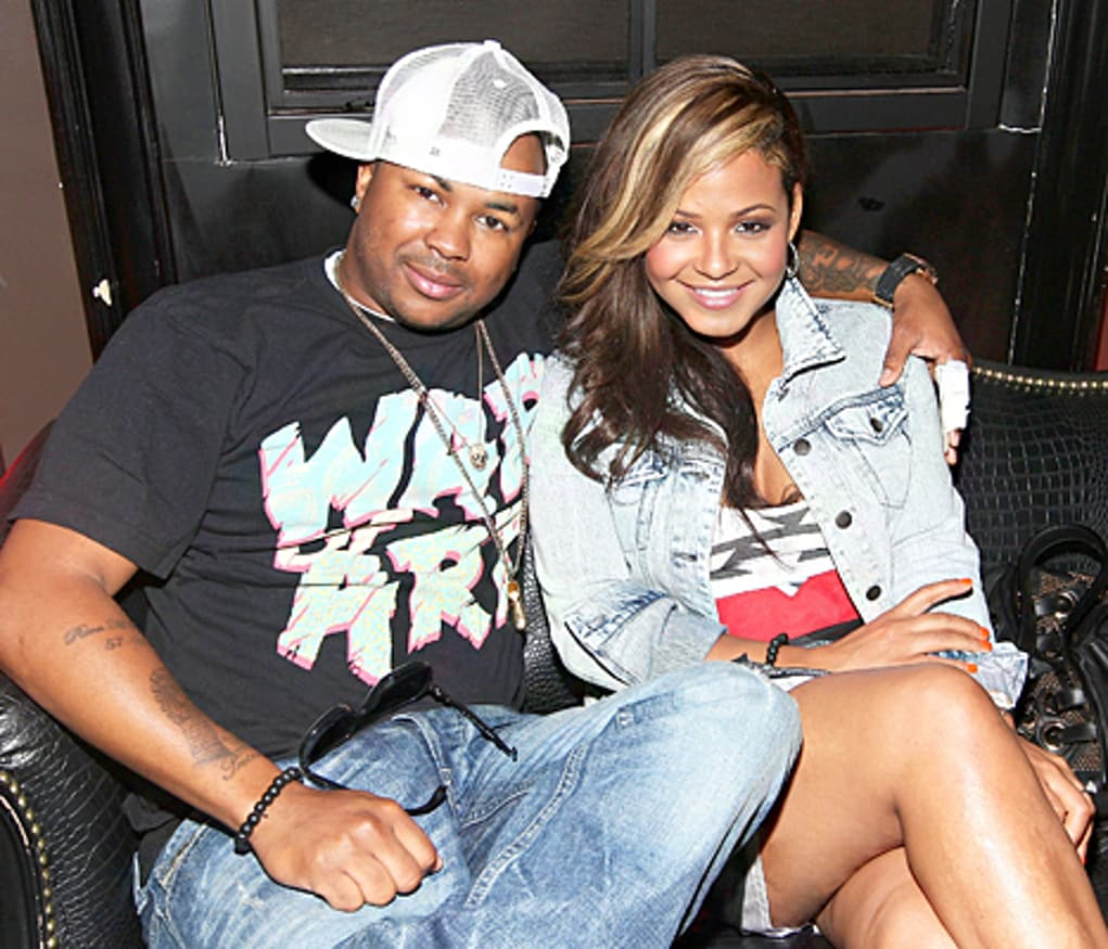 christina milian sex for money