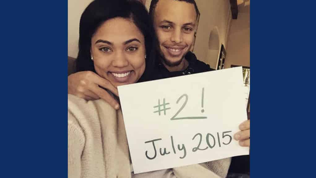 steph ayesha curry baby 2