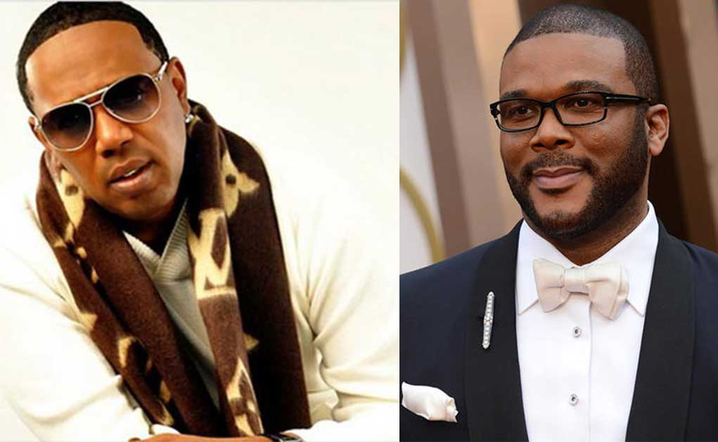 Master P Tyler Perry Driector