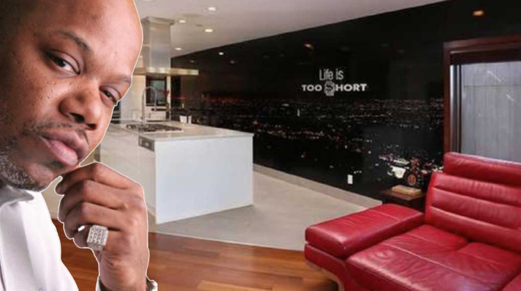 Too Short Evicted