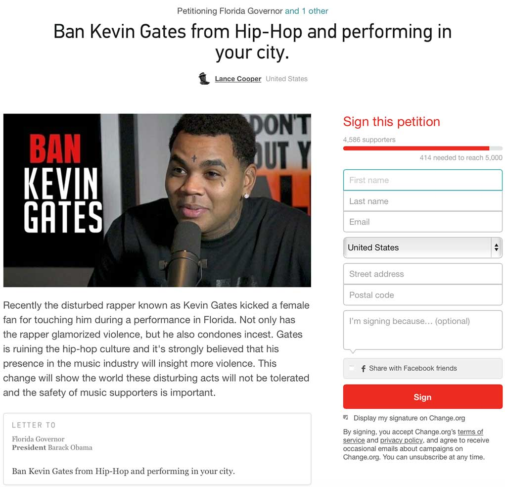 ban-kevin-gates-petition