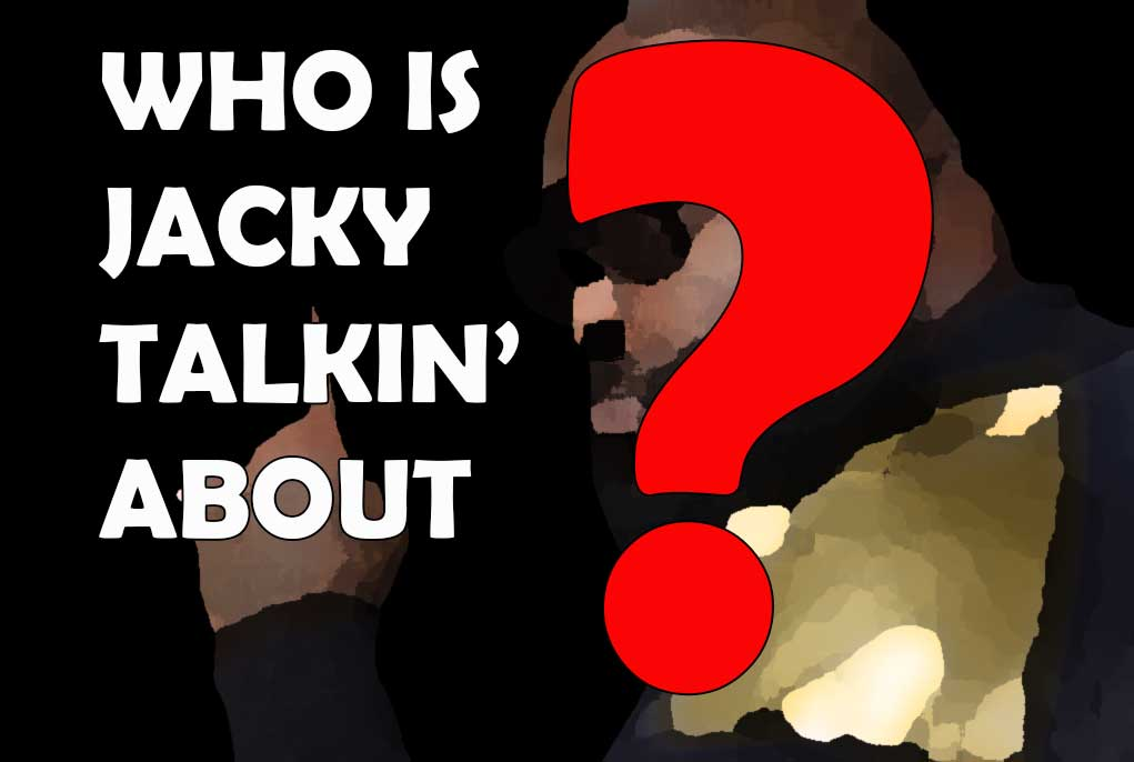 Blind Item: Who is Jacky Talking About? - September 2, 2015