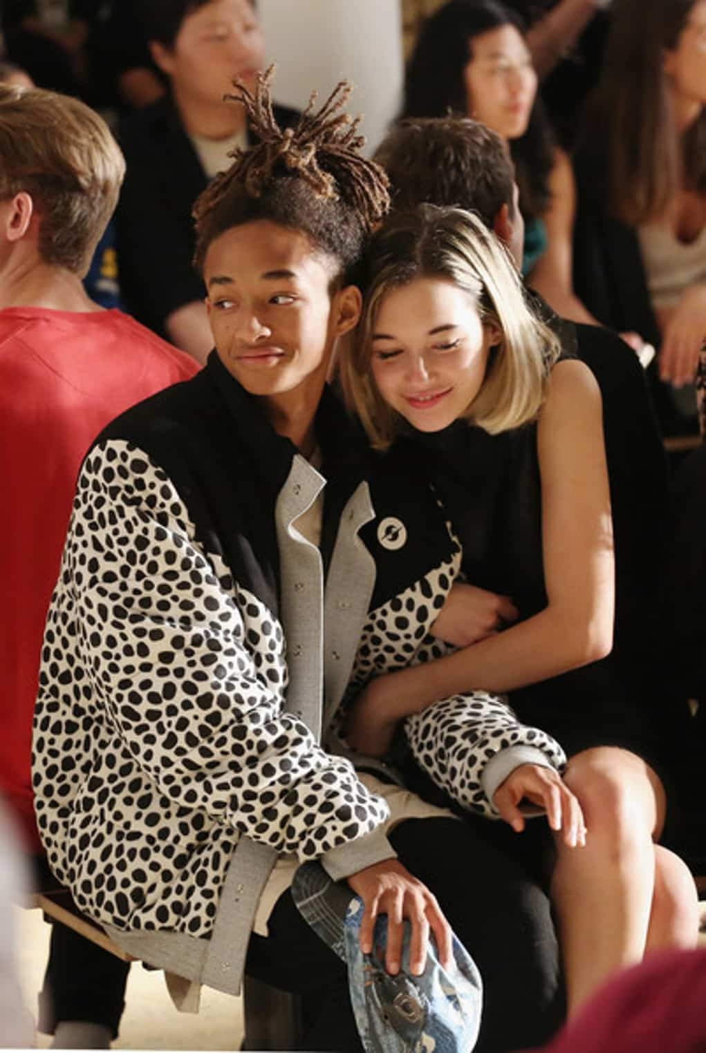 jaden smith girlfriend