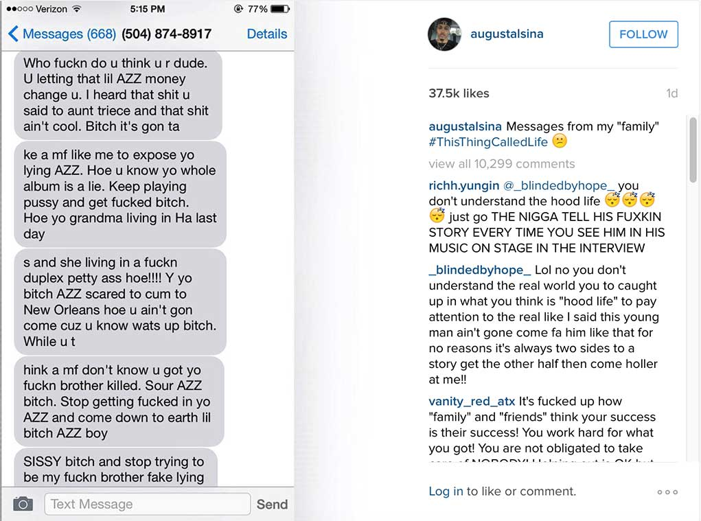 August-Alsina-Malicious-Messages-From-Family