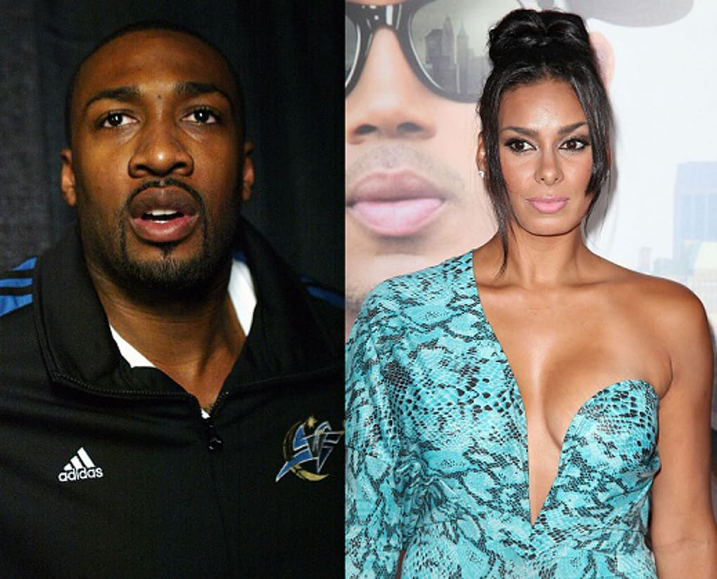 Who is gilbert arenas dating