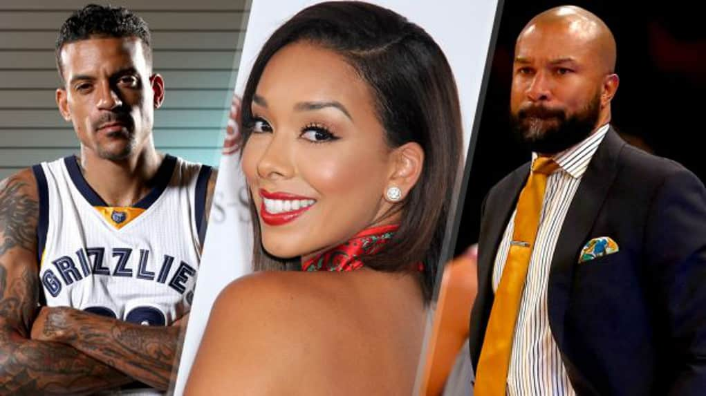 matt barnes derek fisher gloria govan