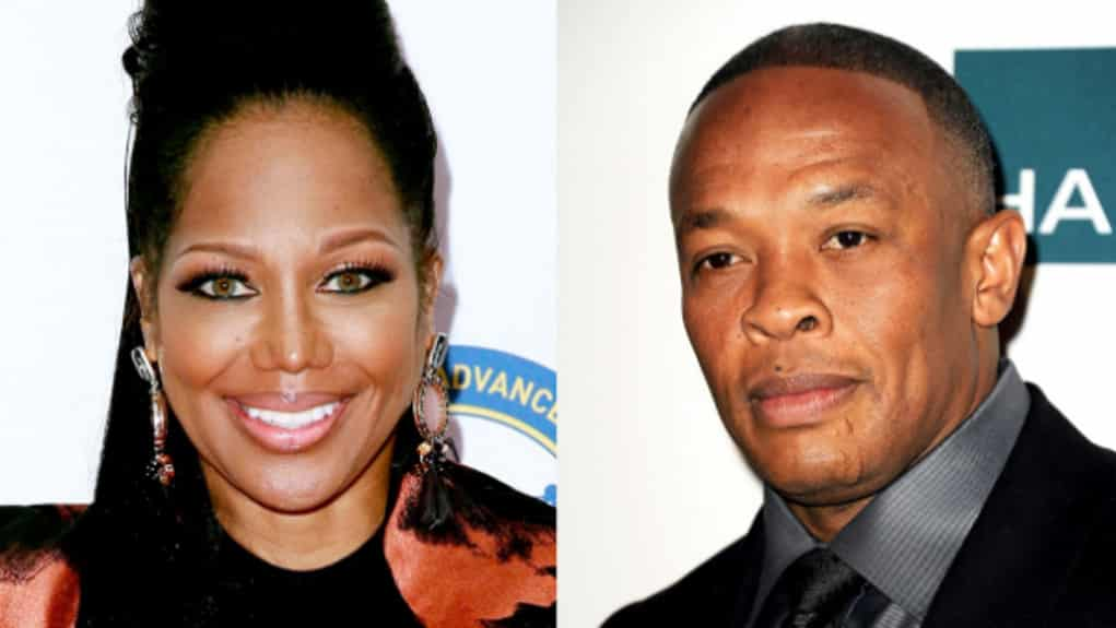 Michel'le Making Movie About Abusive Relationship With Dr. Dre