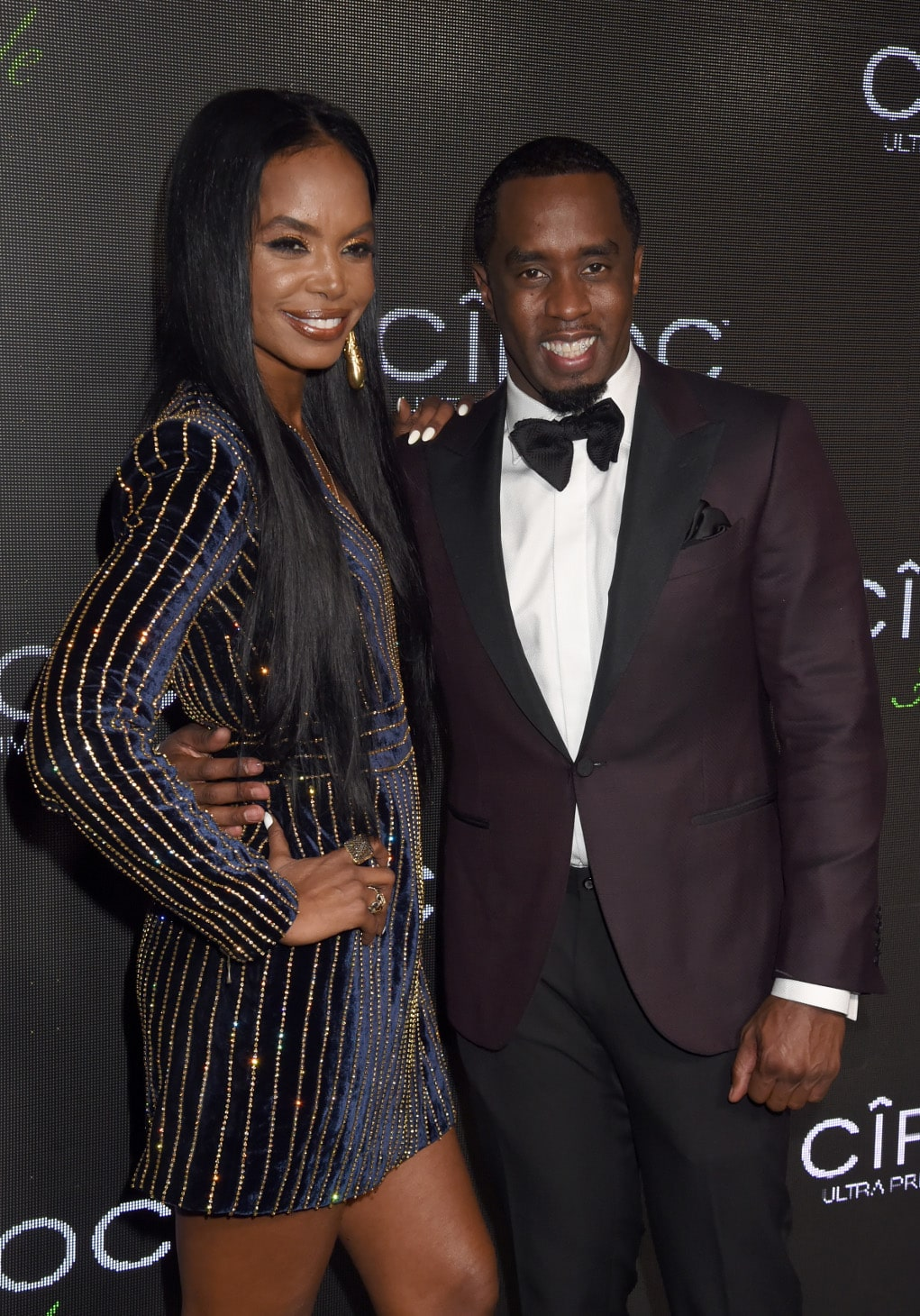 diddy kim porter birthday