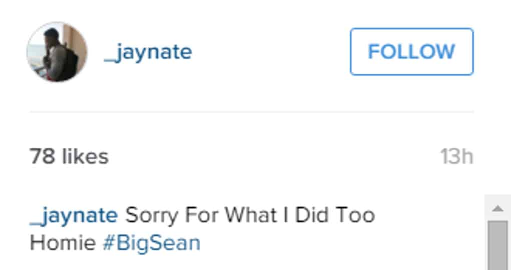 big sean robbed 4