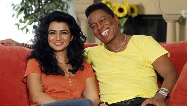 jermaine jackson wife arrested