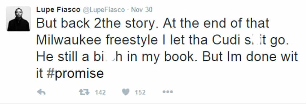 lupe fiasco kid cudi beef tweet