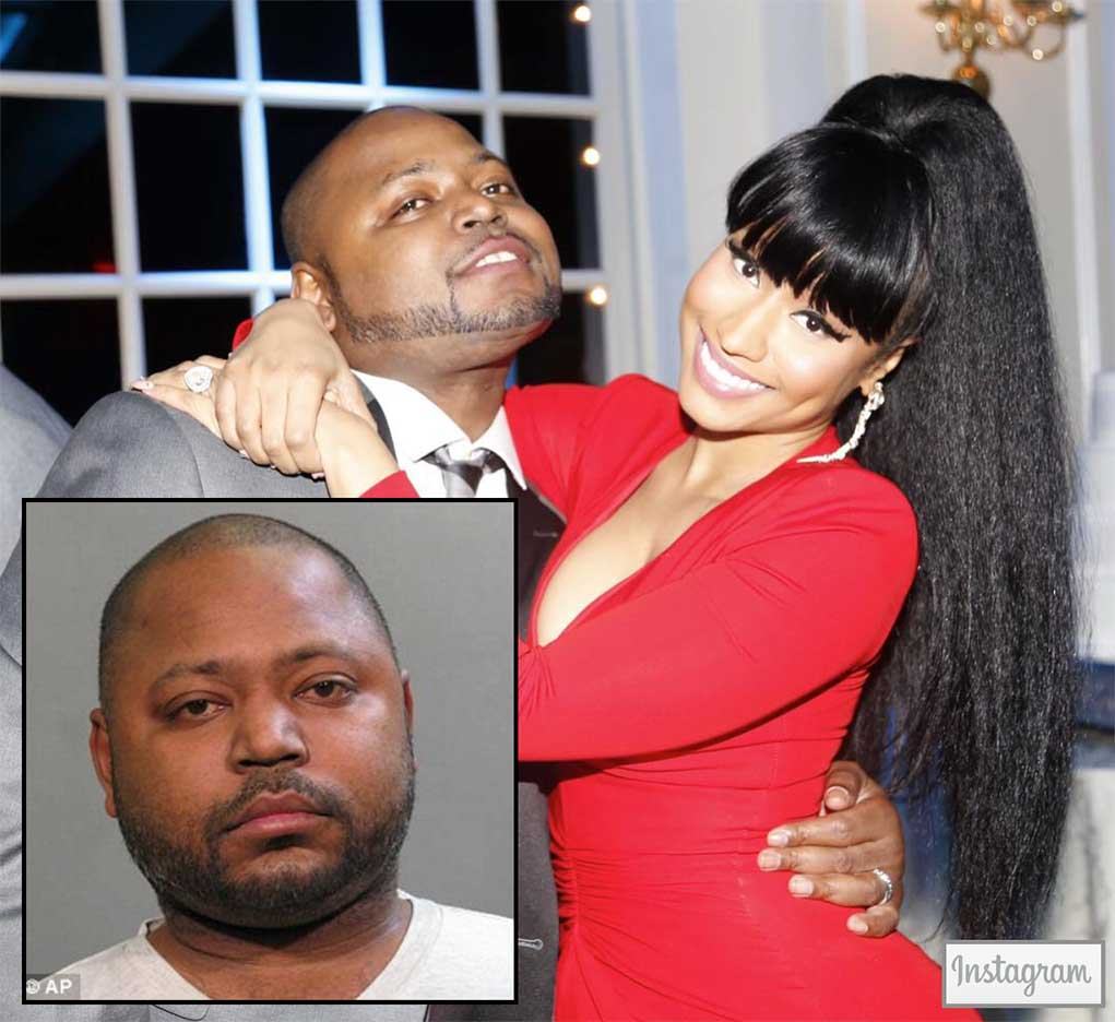 Nicki Minaj Sexual Predator Brother