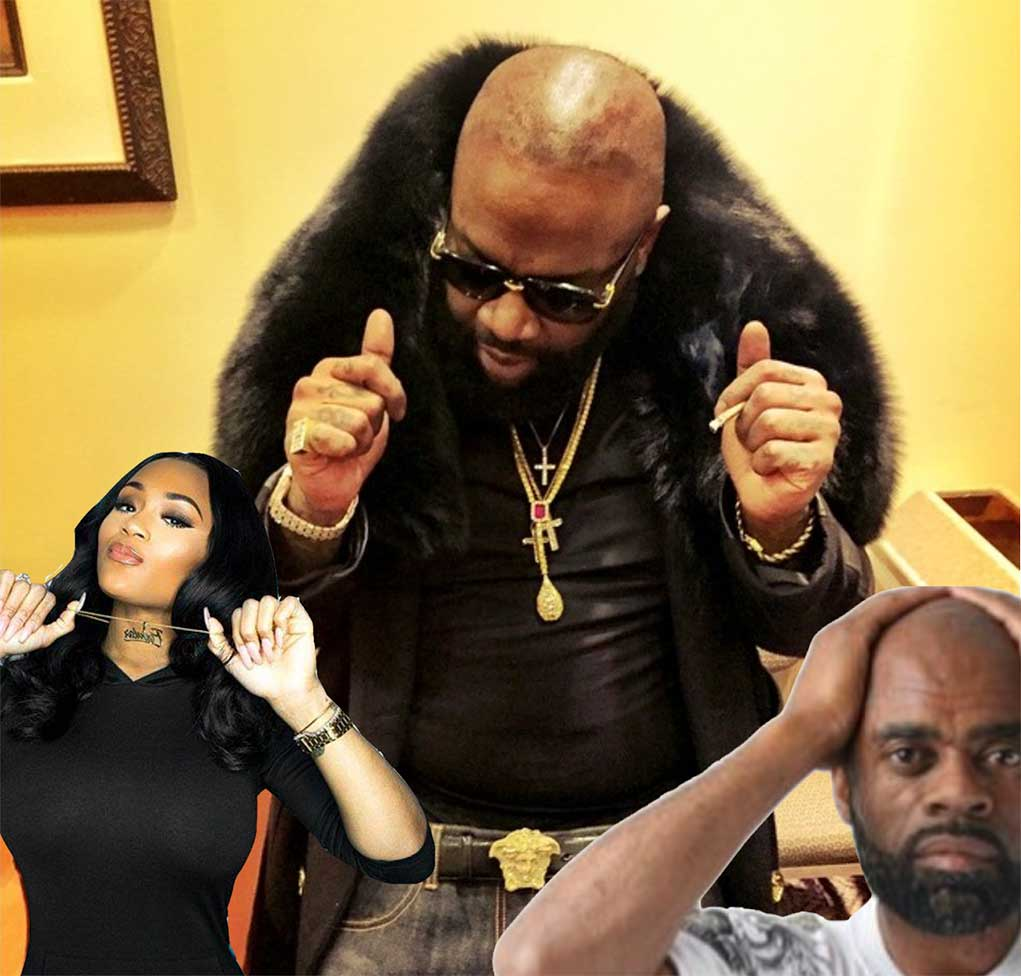Rick Ross BET Reality TV