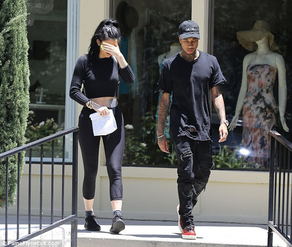 tyga cheat teenager 2