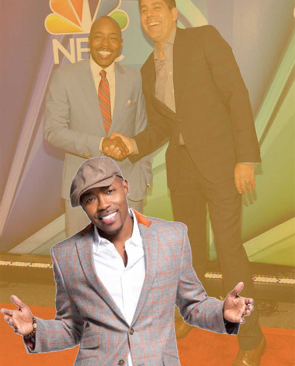 Will Packer NBC Blackface
