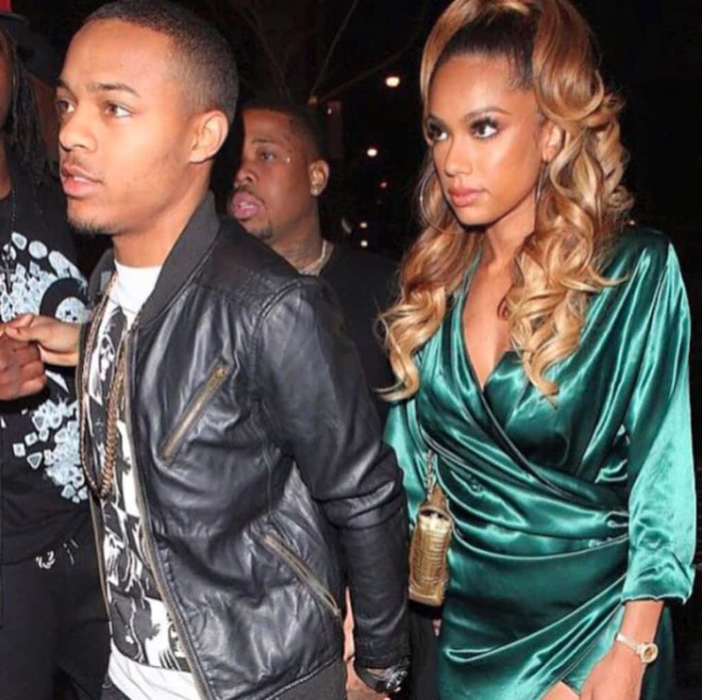 2d126fc8e647 Erica Mena Calls Bow Wow A Woman Beater And Exposes His Lies