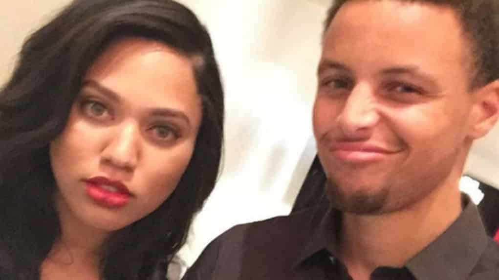 steph curry ayesha curry
