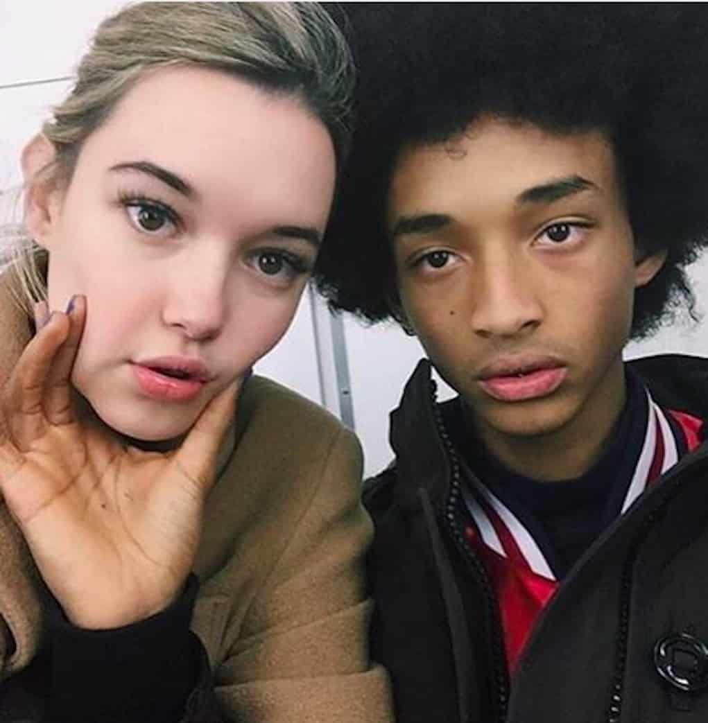 jaden smith strung out girlfriend