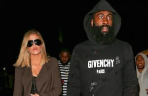 james harden khloe kardashian cheating