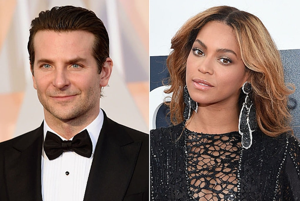 beyonce bradley cooper a star is born