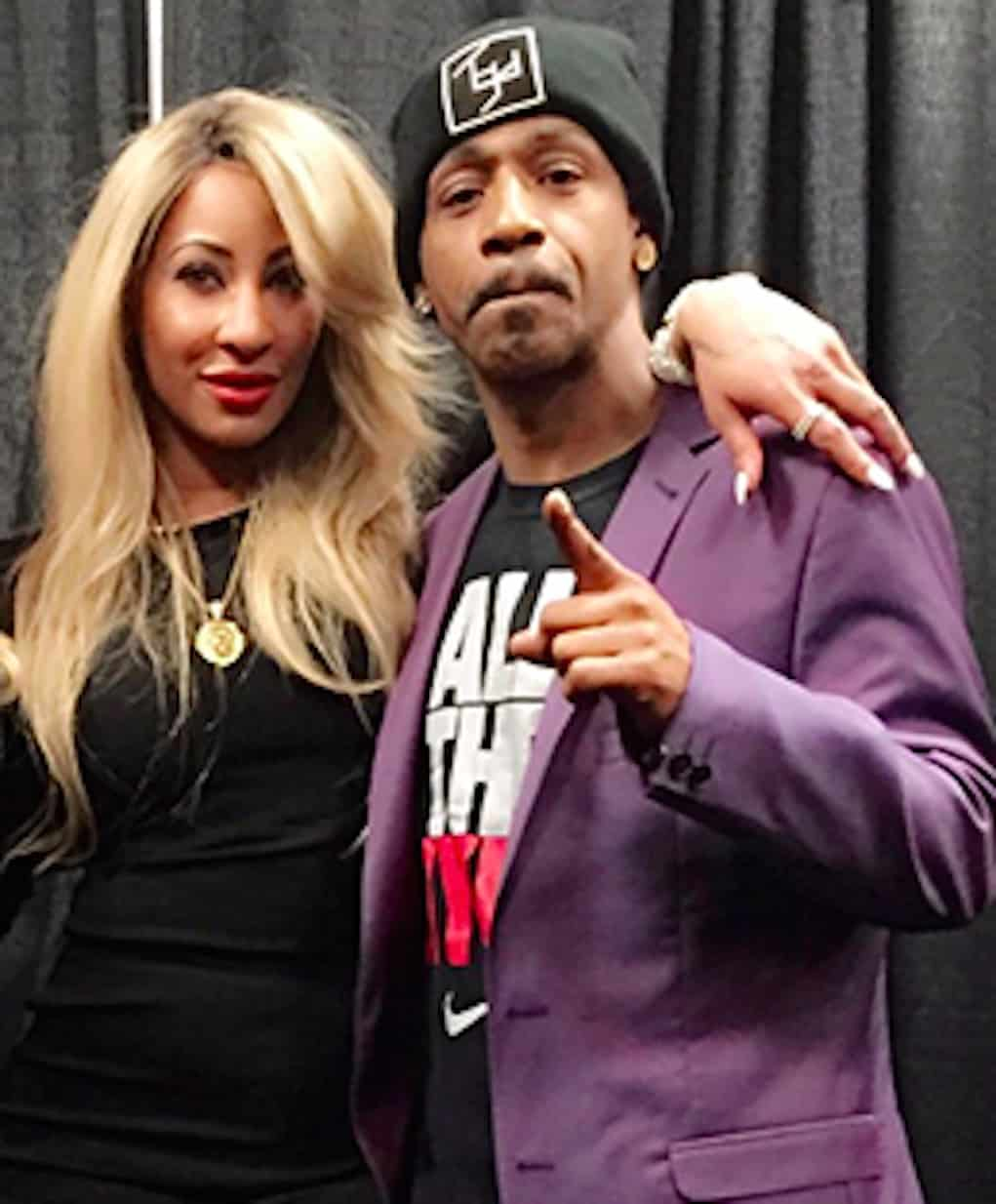 hazel e arrested katt williams