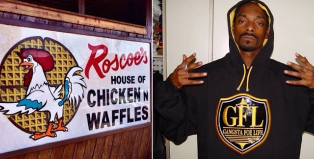 snoop dogg roscoes chicken and waffles
