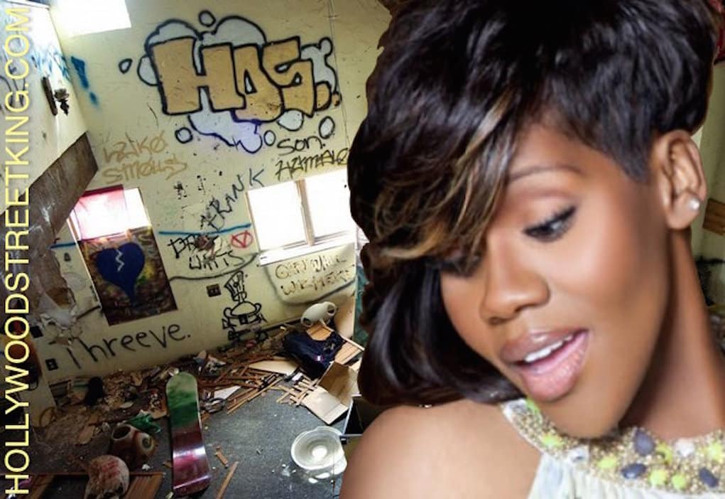 KELLY PRICE TRASHES LA MANSION BIRTHDAY BASH