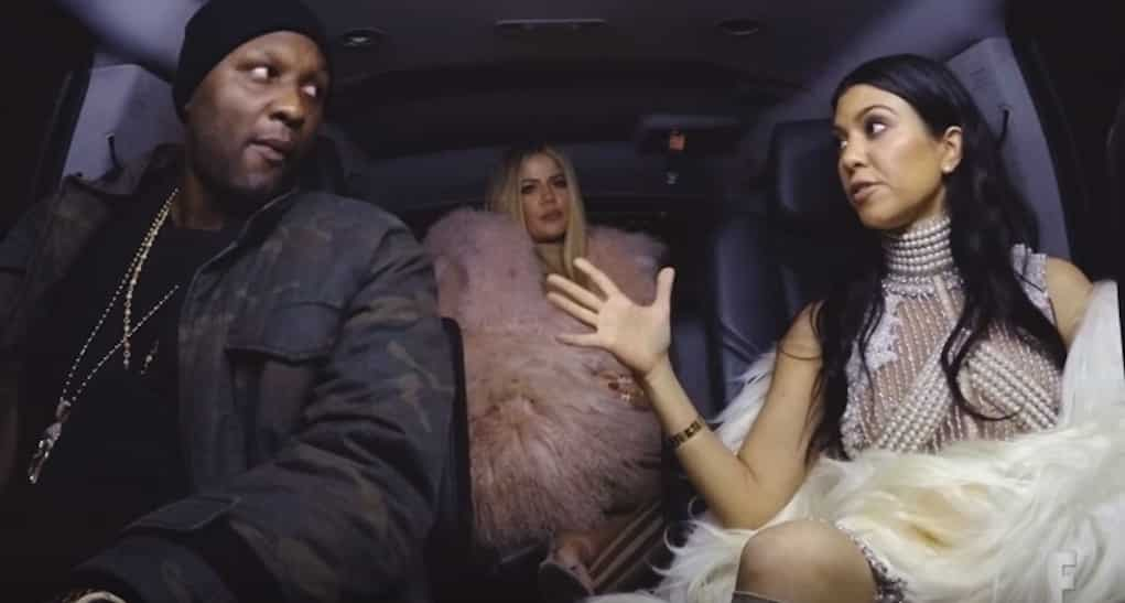 lamar odom keeping up with kardashians