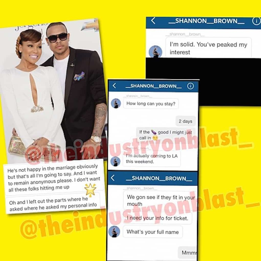 monica shannon brown cheating
