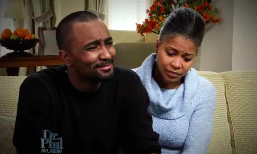 nick gordon dr phil