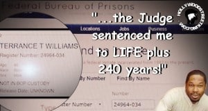 Terrance Williams Life In Jail