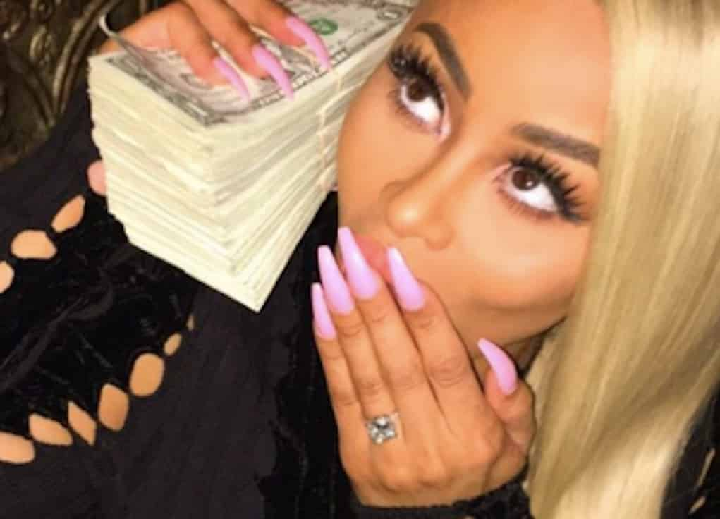 blac chyna friends steal 200K