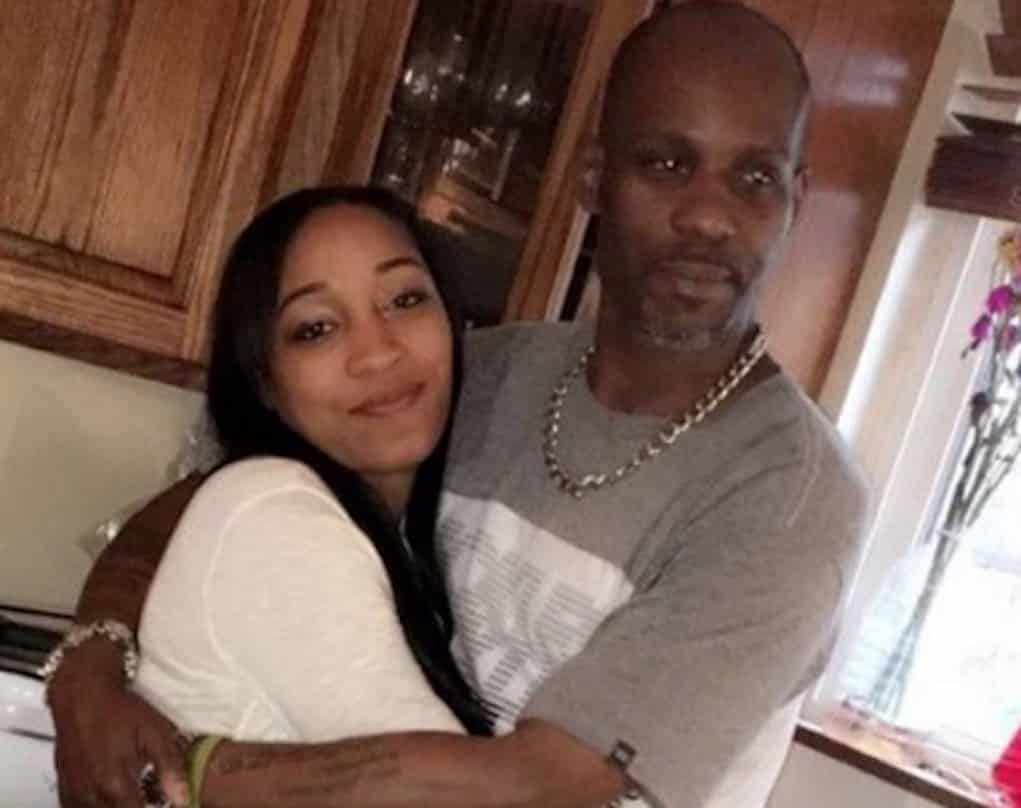 dmx girlfriend pregnant