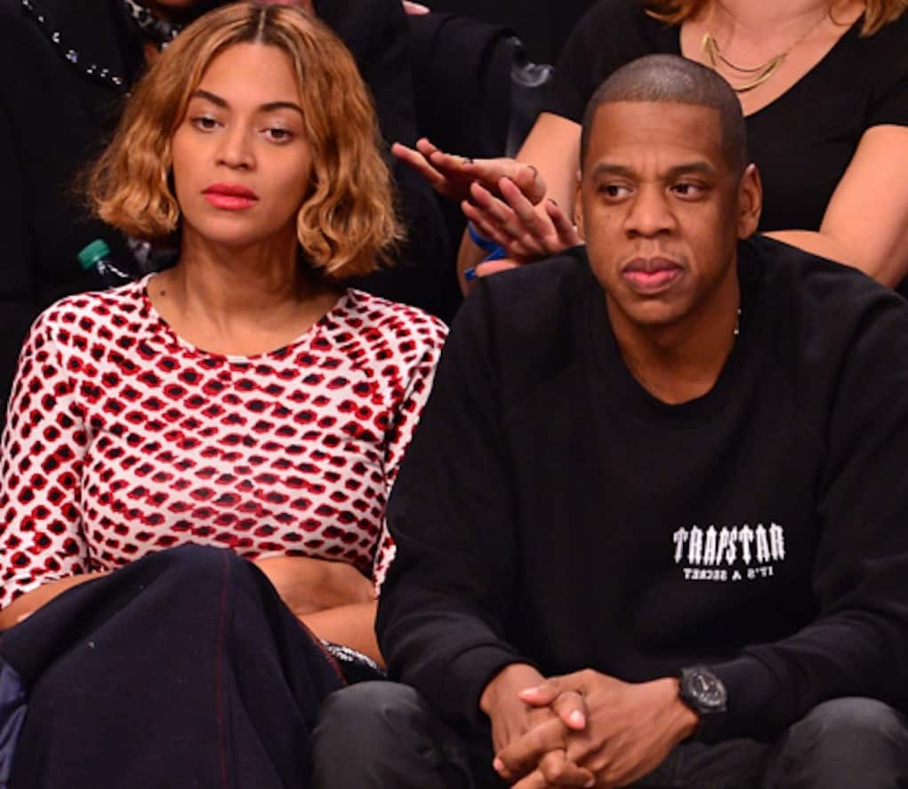 Jay Z Claps Back At Beyonces -5065