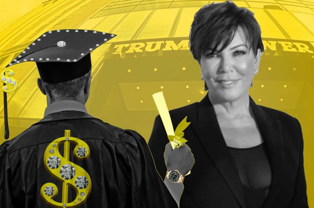 kris jenner legacy business school