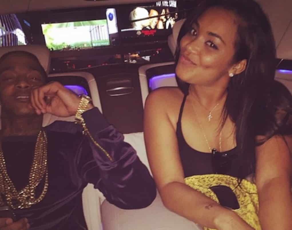 lauren london responds pregnancy
