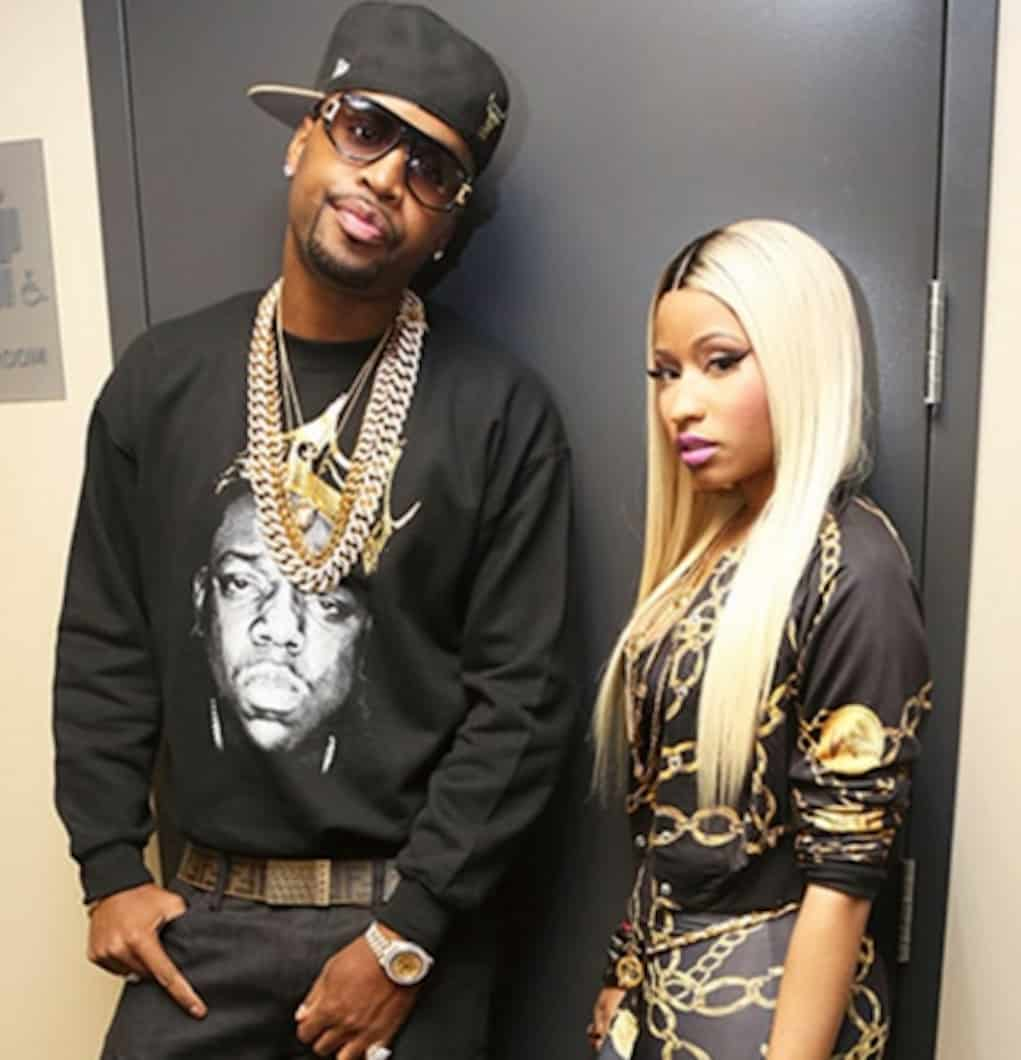 nicki minaj sued ex boyfriend safaree