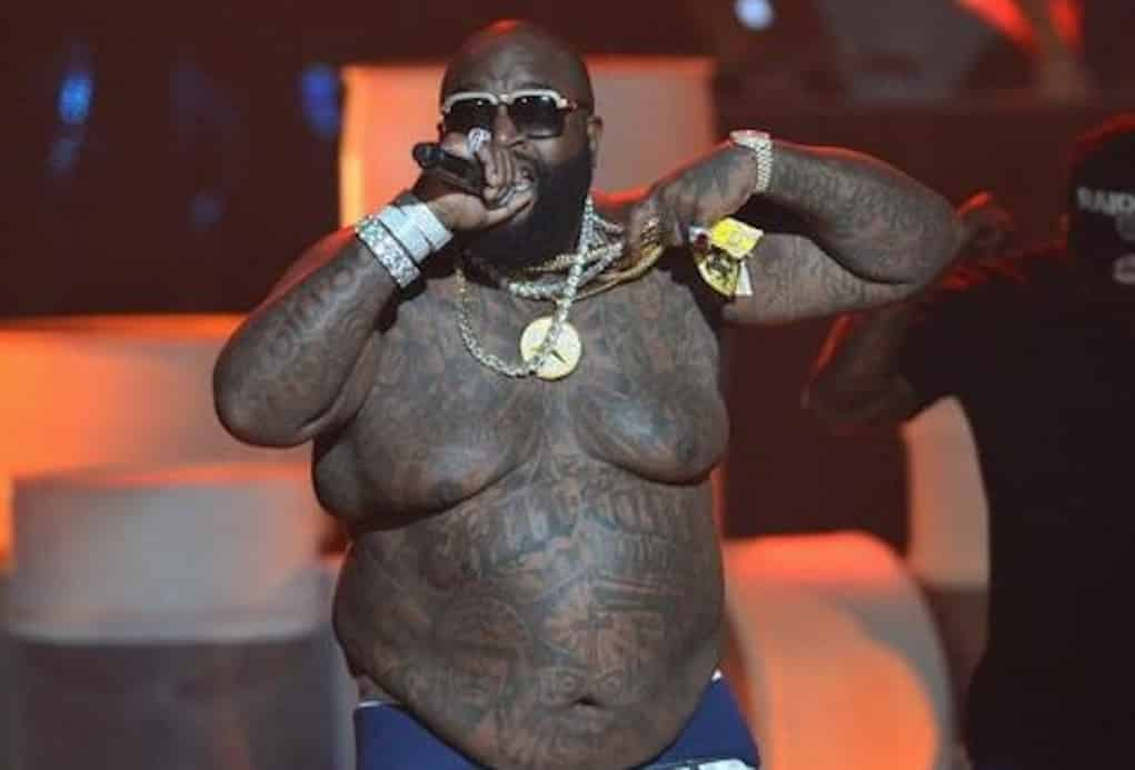 Members Of Gangster Disciples Arrested Rick Ross Listed