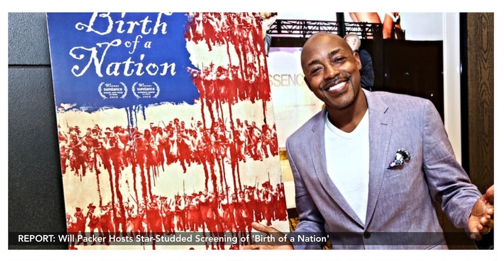Will Packer-Birth of a Nation