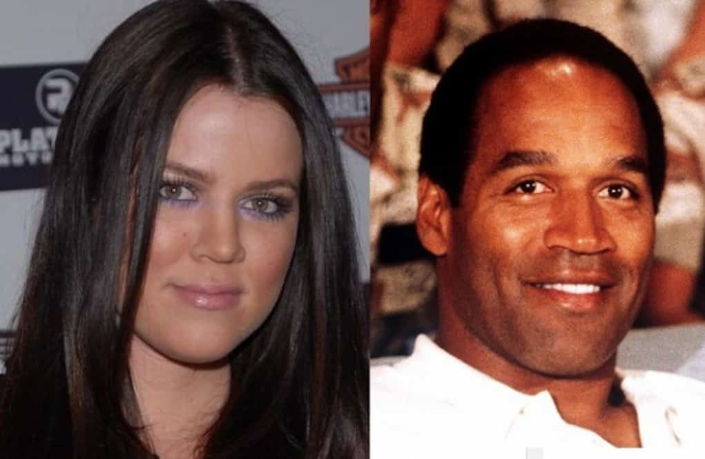 khloe kardashian oj simpson paternity test