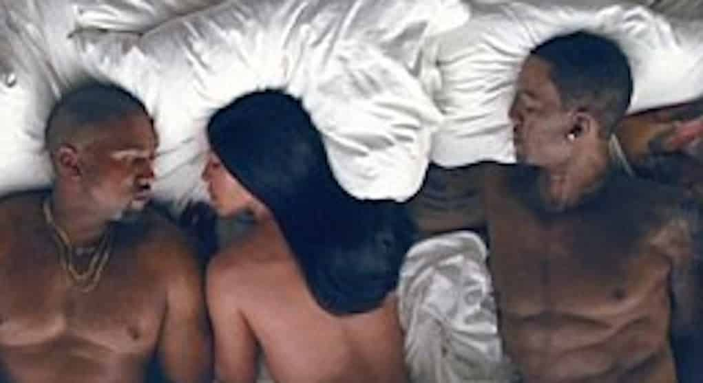 ray j kanye famous video responds