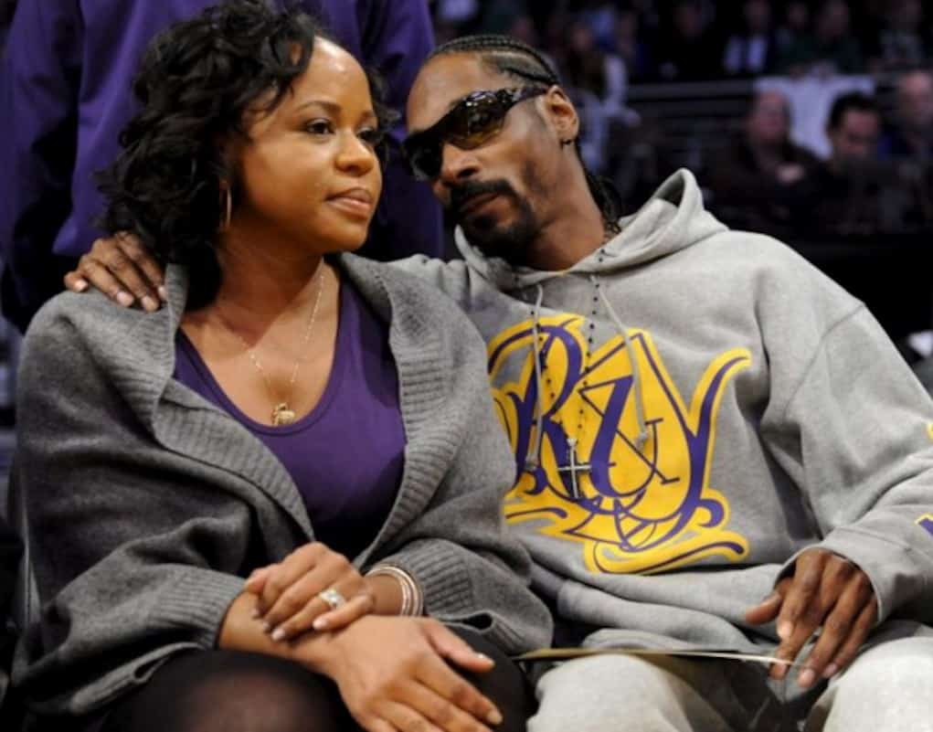snoop dogg wife reconcile divorce