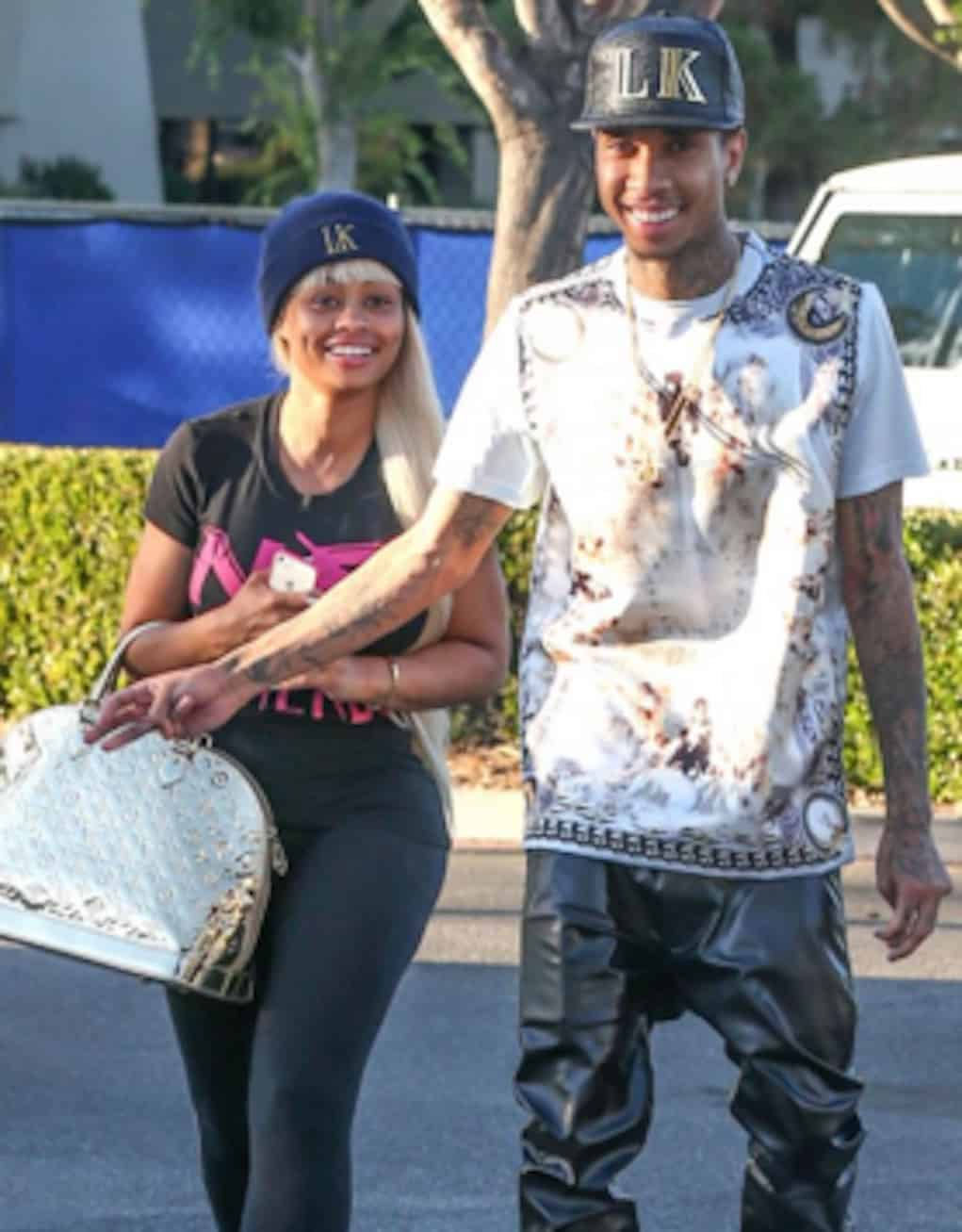 tyga borrowing money blac chyna